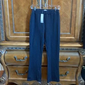 Navy pinstripes Urban Outfitters pants 🔆